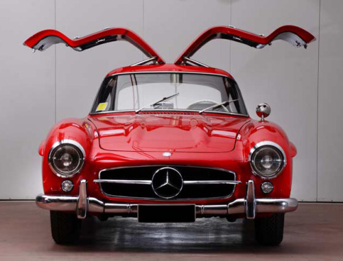 Things i like: 1955 Mercedes-Benz 300SL Gullwing