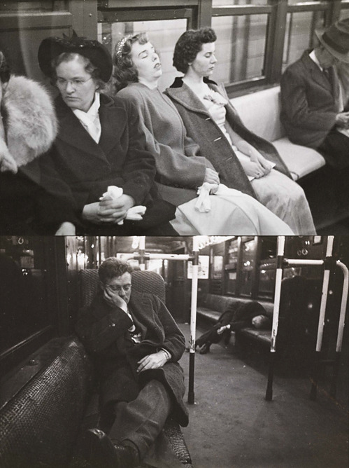 nevver:  Riding the Subway with Stanley Kubrick