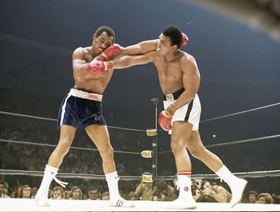 siphotos:  Muhammad Ali and Ken Norton exchange blows during their 1973 fight in San Diego, the first of their three bouts against one another. Ali would wind up losing a 12-round decision after Norton broke his jaw early in the fight. (Neil Leifer/SI)  SI VAULT: Ali looking for revenge after broken jaw against Norton (4.23.73)GALLERY: Tribute to Muhammad Ali | Ali's Greatest Fights