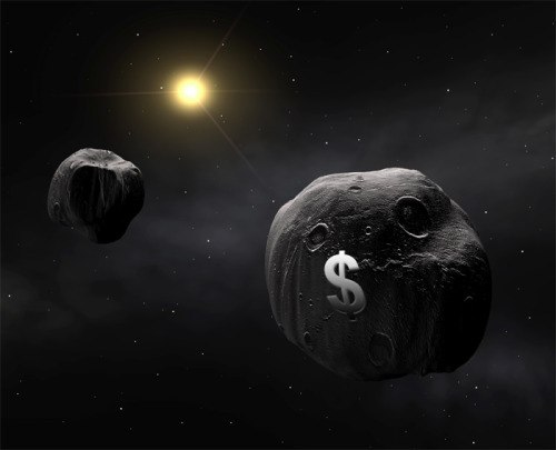 Mining Asteroids: Not Mankind's Silver Bullet DiscoveryNews' Ian O'Neill has some strong opinions on today's news about Google and James Cameron et al's ideas about asteroid mining. read here