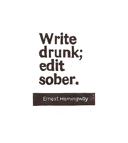 the-little-pixie:  Note to self  - the sober editing is important…