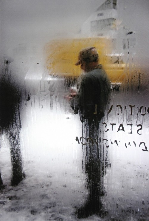 Saul Leiter — via Dailyserving