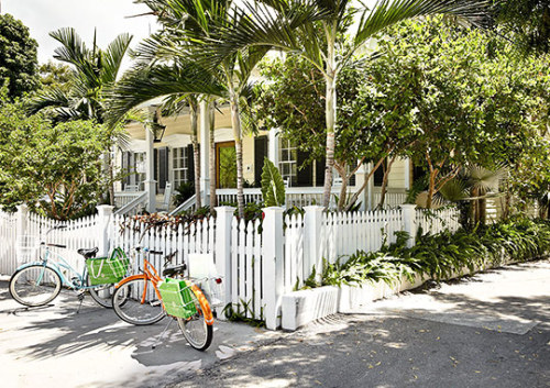 georgianadesign:  Architect Thomas Pope in Key West. Traditional Home.