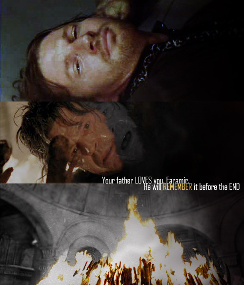 """Lord of the Rings"" Meme Day 2 - Two Deaths (2/2): Denethor"