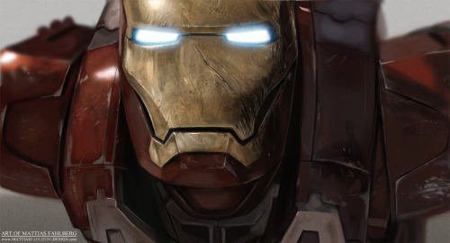 Iron Man, digital painting by Ornia go back: alt/1977