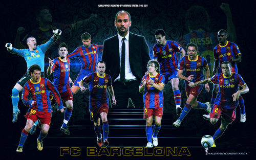 can't deny sadness, but Barca is something more than a club. viva Barca :)