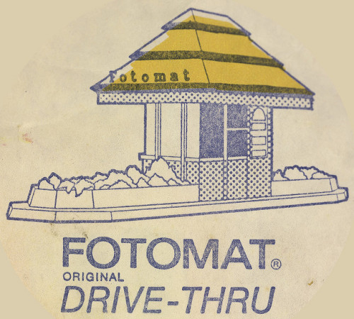 fotomat drive thru by dklimke on Flickr.