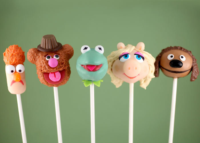 thecakebar:  Muppet Cake Pops! (recipes/tutorials)  Hermoso /*A*/ (r)
