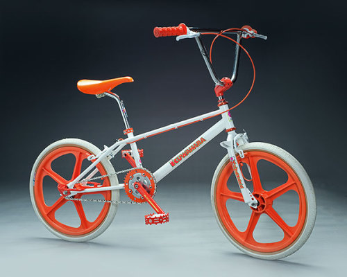 This bike is cooler than your bike.