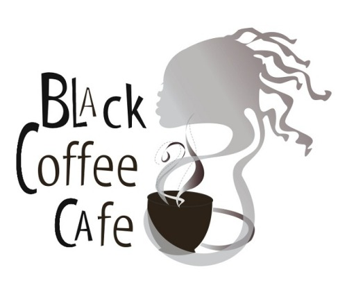 Logo design for Black Coffee Cafe