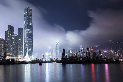 connipti0n:  ICC, Hong Kong (by specialfx)