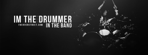Drummer Facebook Covers