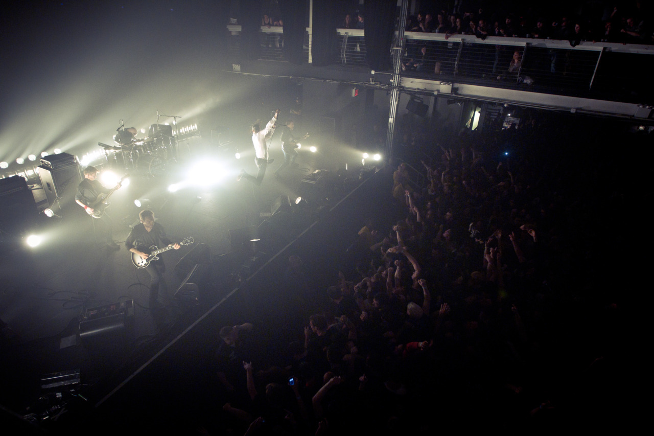 REFUSED/Terminal 5/NYC (by Mike Lerner)