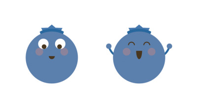 4/25/2012Happy blueberry