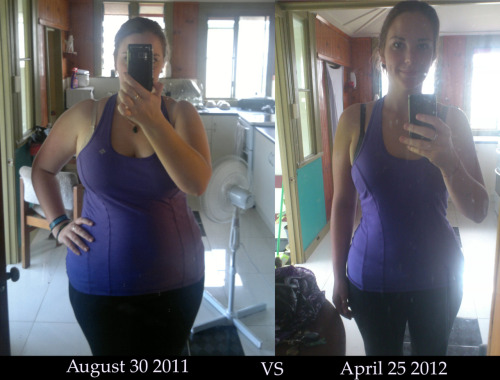 "fitforinfinity:  peacefulserenityxhealthylife:  8 month progress, woo hoo!: SW: 111.5kgs / 245lbs Last weigh in: 85kgs / 187lbs CW: Unknown! I don't weigh myself anymore because I'm beyond ecstatic with the person I have become, how much weight I have lost and how fulfilling my life is now. I am healthier and fitter than I have ever been in my life, there is no way in hell that I'll ever go back to the person that I was. Since beginning this journey, I have grown and learnt so much. There is nothing left of the person I used to be, negativity and anger have been replaced with excessive amounts of positivity, an upbeat attitude towards my life and the things that I do. I focus on myself and my own well being, in doing so I've gained so much more than I every thought imaginable. I have no limits or restraints with my mind anymore, anything is possible and I'm willing to go through whatever it takes to get to the point in my life where I can say, ""I've lived to the best of my ability, I've achieved things many would never even dream of, I've created myself to be the person I've always wanted. Determined, unstoppable, limitless.""  So inspiring. You've done a fantastic job!       that's awesome"