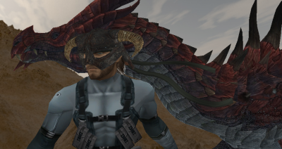 Snake is Best Dovahkiin
