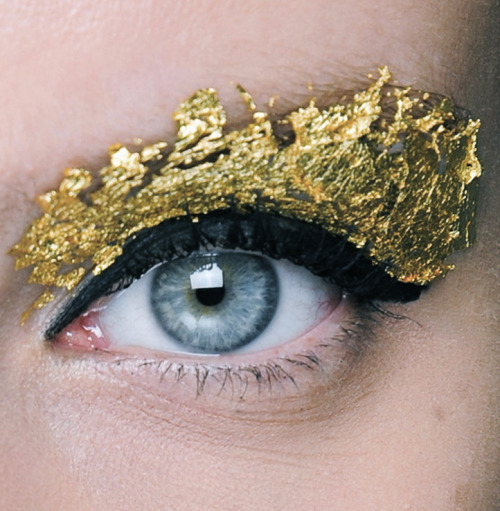 Fendi S/S 2012 Beauty