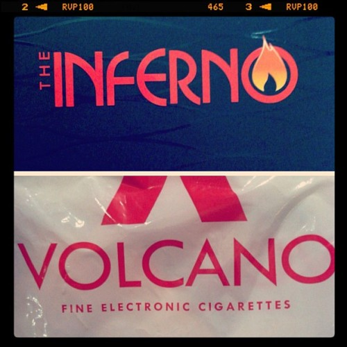 Bought a #electroniccigarette #volcano for my husbby's early birthday. I love you babyyy. Hope you love it. 🚬💏😷😍😘 #medicalassisting #volcano #iphoneography #instagram #instadaily #ig #igaddict #iphoneusers #androidusers #pearlridge (Taken with Instagram at Pearlridge )