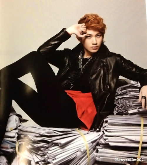 ukissing:  bullbunny:   Kim Jaeseop 6th mini album scan  credits: joycelim1.blog.me Do Not Edit.  what a sexy kitty  Ooh my Jaeseop *U*