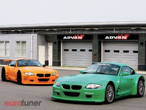 Extraordinarily Colored BMWs - Taste the Rainbowfor V8life Photos via BMWCoop, VWvortex, & various other sources