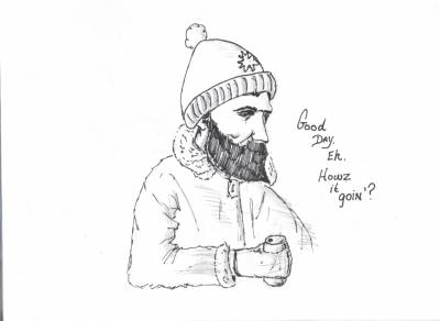 Hoser illustration.
