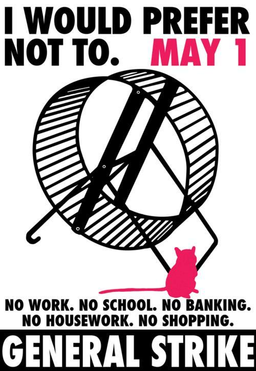#MayDay The system DOESN't work. YOU DO. Take the power back! via #occupyla