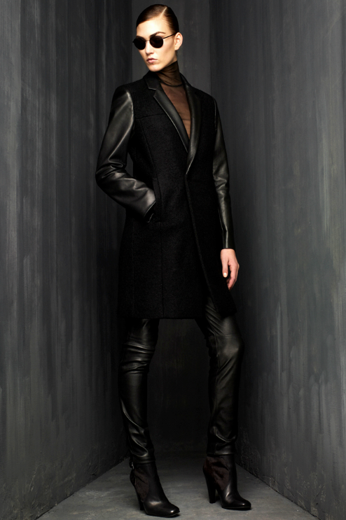 Kenneth Cole Collection, fall 2012 rtw.