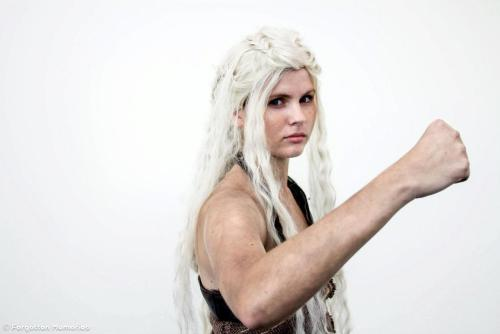 Forgotten Memories Photography. Gold Coast Supanova 2012. Me as Daenerys Targaryen Cosplay.