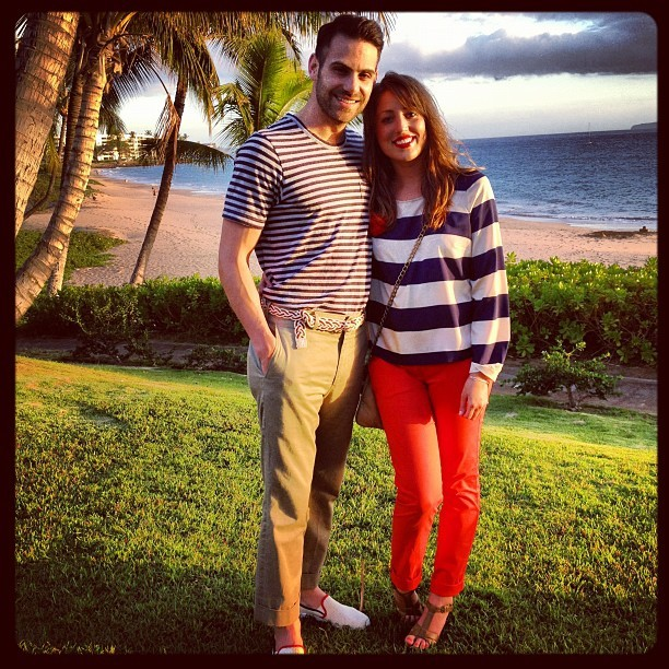 Date Night #maui2012  (Taken with instagram)