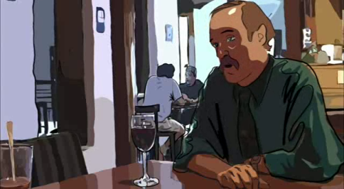 "adecentfellow:  WAKING LIFE: EXISTENTIALISM  The reason why I refuse to take existentialism as just another French fashion or historical curiousity is that I think it has something very important to offer us for the new century. I'm afraid we're losing the real virtues of living life passionately, in the sense of taking responsibility for who you are — the ability to make something of yourself, and feeling good about life. Existentialism is often discussed as if it's a philosophy of despair, but I think the truth is just the opposite. Sartre, once interviewed, said he never really felt a day of despair in his life. But one thing that comes out from reading these guys is not a sense of anguish about life so much as a real kind of exuberance of feeling on top of it. It's like: your life is yours to create. I've read the post-modernists with some interest, even admiration. But when I read them, I always have this awful, nagging feeling that something absolutely essential is getting left out. The more that you talk about a person as a social construction, or as a confluence of forces, or as fragmented, or marginalised, what you do is you open up a whole new world of excuses. And when Sartre talks about responsibility, he's not talking about something abstract. He's not talking about the kind of ""self"" or ""soul"" that theologians would argue about. It's something very concrete; it's you and me talking; it's making decisions; it's doing things and taking the consequences. It might be true that there are 6 billion people in the world and counting, but nevertheless, what you do makes a difference. It makes a difference first of all in material terms; it makes a difference to other people; and it sets an example. And in short, I think the message here is that we should never simply write ourselves off and see ourselves as the victim of various forces. It's always our decision who we are."