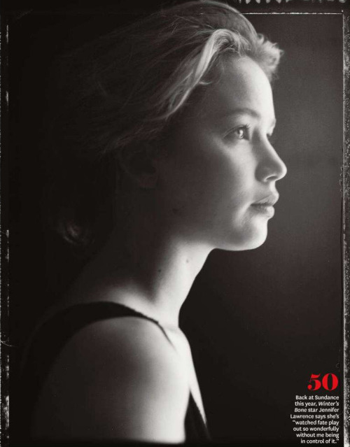 bohemea:  Jennifer Lawrence by Frank W Ockenfels 3, 2011