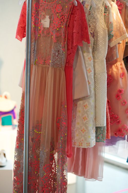 imofficiallyaflower:  such a beautiful collection of dresses.