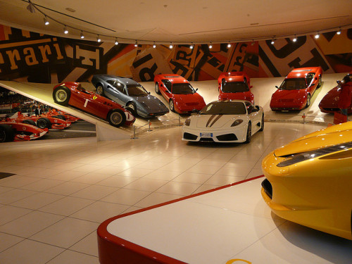 Galleria Ferrari by samuraipaolo on Flickr.