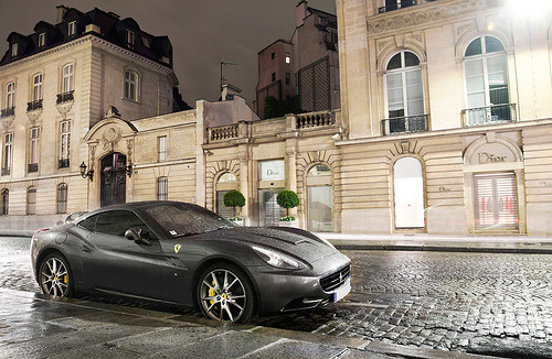 automotivated:  Ferrari California (by __martin__)