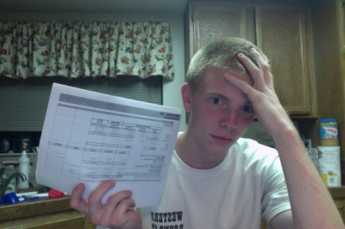 I mean jfc accounting why are you so terrible? I literally have no idea what I'm doing or what to do and this is for a group project that I have to miss the next class. FUCK THIS SHIT.