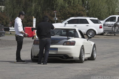 MarsInc1  Getting this S2000 ready to hit the track