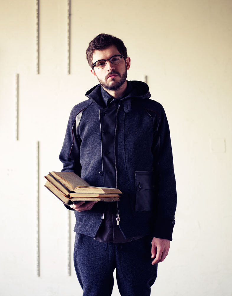 "Varde77 2012 F/W ""The Source"" Lookbook"