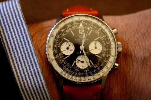 The Ultimate Flight Companion - #Breitling #Navitimer