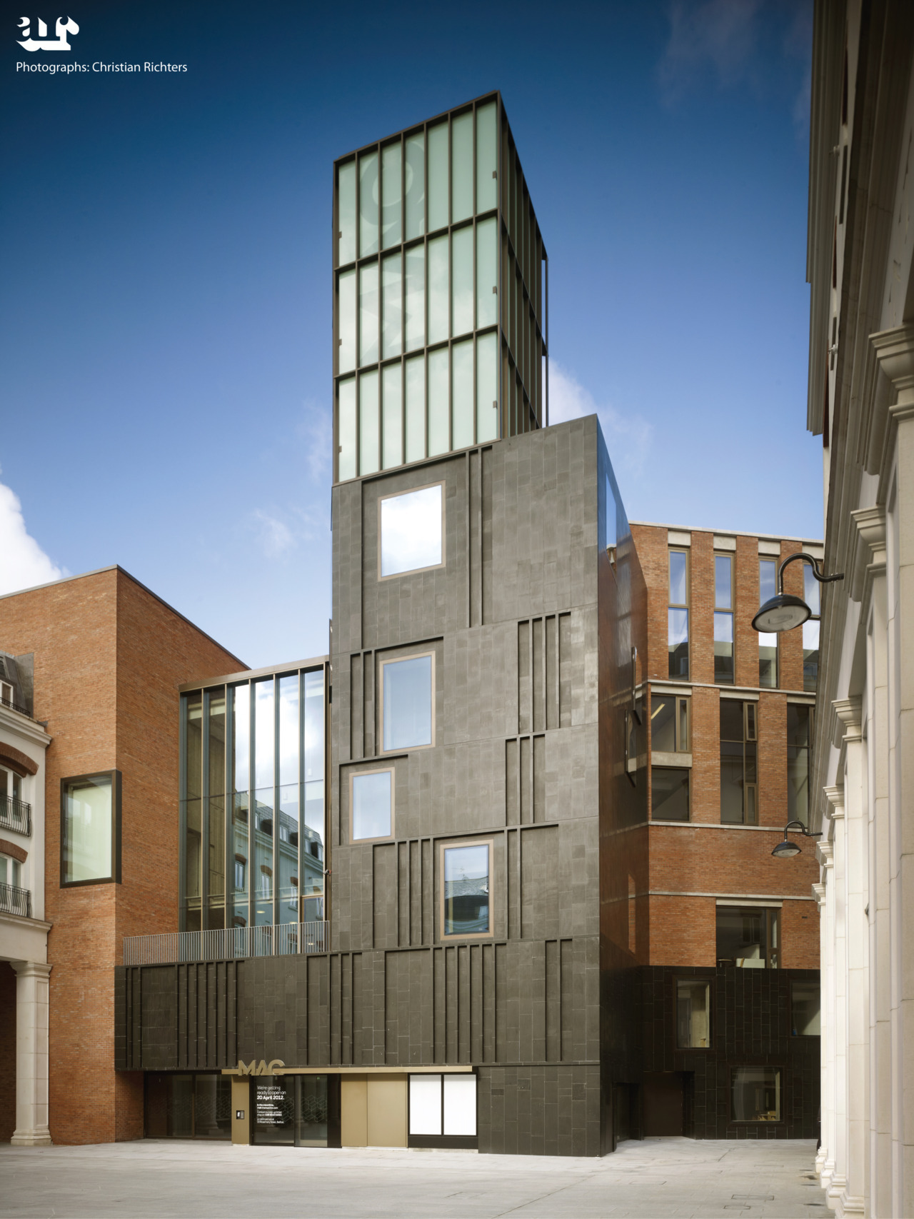 andgatherer:  Hall, McKight Architects - MAC, Belfast