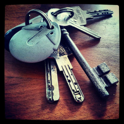 bunch of keys on Flickr.
