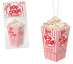 I like this one because i like popcorn and i like the little popcorn box as the air freshner but if it was on sale i probably wouldnt buy it as i wouldnt want my car smelling of popcorn