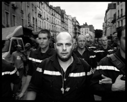 "Untitled, protest in Paris, 2008-2010 by Romain S. Donadio                    <!— Start of StatCounter Code for Tumblr —> <script type=""text/javascript""> var sc_project=7720155;  var sc_invisible=1;  var sc_security=""1653f7f8"";  </script> <script type=""text/javascript"" src=""http://www.statcounter.com/counter/counter.js""></script> <noscript><div class=""statcounter""><a title=""hit counter for tumblr"" href=""http://statcounter.com/tumblr/"" target=""_blank""><img class=""statcounter"" src=""http://c.statcounter.com/7720155/0/1653f7f8/1/"" alt=""hit counter for tumblr""></a></div></noscript> <!— End of StatCounter Code for Tumblr —>"