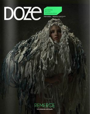 DOZE magazine…Photographie, mode et style(s) issue*9 REMERGE