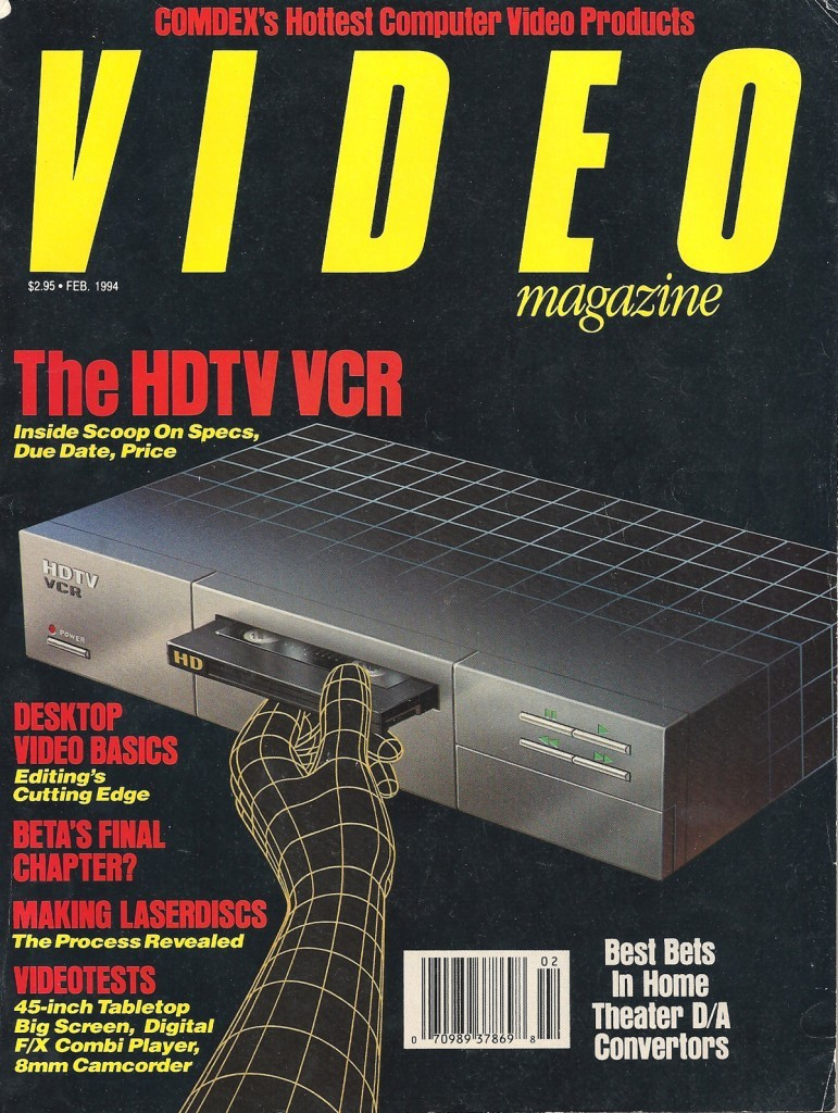 (via LunchMeatVHS Blog » VIDEO MAGAZINE is unearthed! And look at all this GROOVY STUFF!) check out http://www.lunchmeatvhs.com - it friggin owns!
