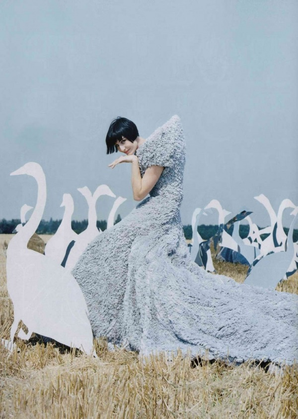 Erin O'Connor photographed by Tim Walker