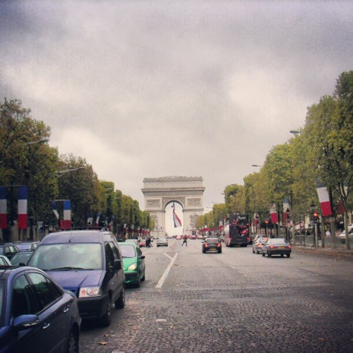 This is the answer #arcdetriomphe #paris #France  (Taken with instagram)