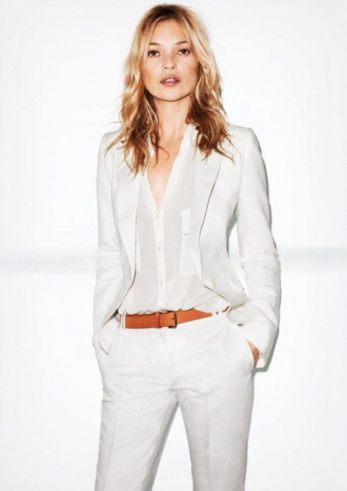 goddess kate moss by terry richardson for mango