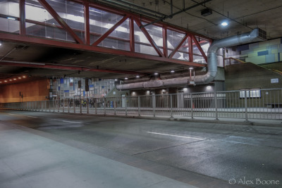 Bus Station By Alex Boone Ottawa Canada  taken @ 1/8.5 of a second and its one of my sharper images