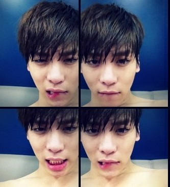 김종현 @realjonghyun90 now 후쿠오카 끝났습니다^^ 홋카이도에서 만납시다!!!!! pic.twitter.com/jwvum97V Let's meet in Hokkaido! Fukoka is over