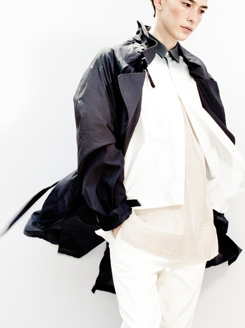 boyonthewire:  Sen Mitsuji for 3.1 Phillip Lim S/S '12